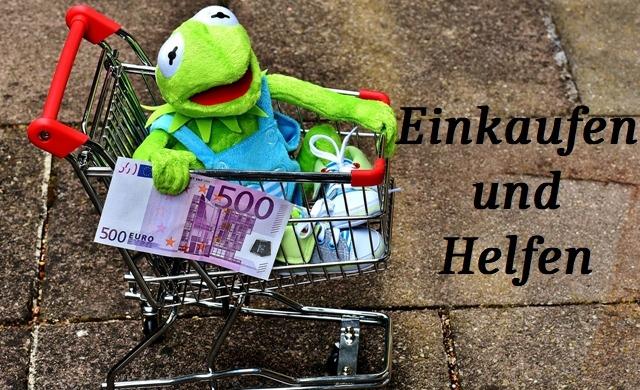Mit Ihrem Einkauf unterstützen Sie unsere Arbeit…